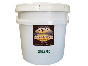 Organic wild rice 25lbs