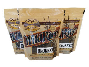 16 oz bags of broken rice