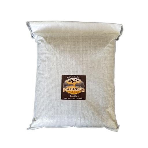 bag of fancy wild rice